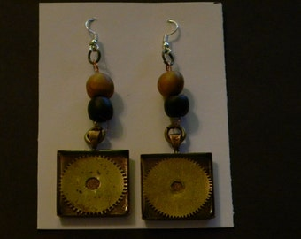 Steampunk Jewelry - See Saw