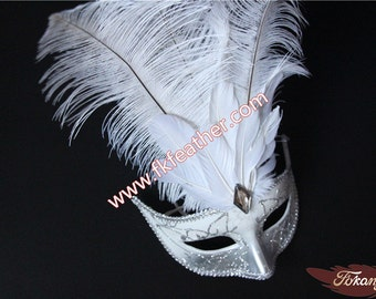 Feather Mask - 19