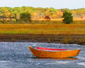 Boat on Cape Cod