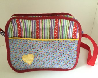 Shoulder bags shoulder bags nursery bag Red