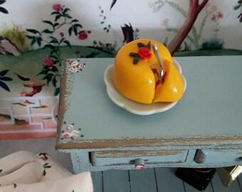 Apricot cake!