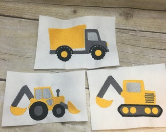 Tractor Embroidery Design Package deal