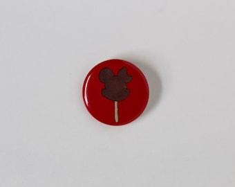 Mickey Premium Ice Cream Bar Button