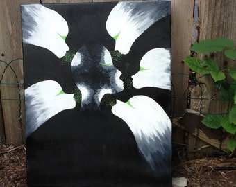 Ghost Painting