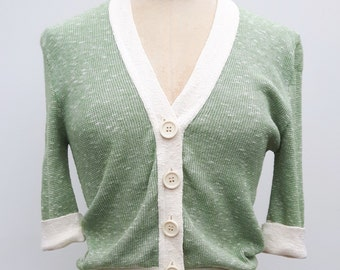 Vintage knitted StMicheal Top