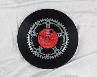 LP Gear Clock
