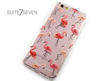 iPhone Cases, Galaxy Cases, iPhone 7 Case, iPhone 6s Case, iPhone 6 Case, iPhone 6 Plus Case, Galaxy S8 Case, Clear Case, Flamingos