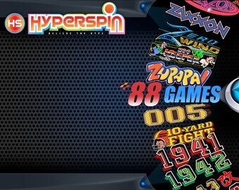 1TB HyperSpin Hard Drives!  Capable of Playing Thousands of Games!