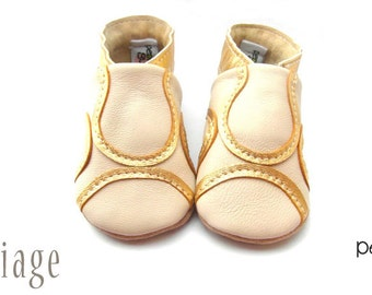 Slipper soft leather adult marriage of 36 to 40