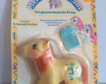 Exclusive My Little Pony Snowdrop MOC