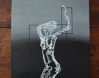 Small Gesture figure #1