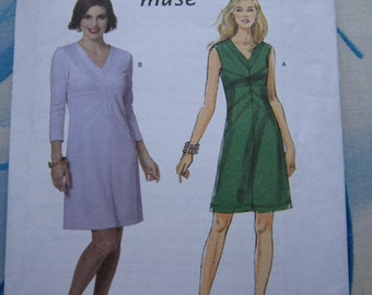 Butterick 5676 Muse Dress Sewing Pattern 16-22