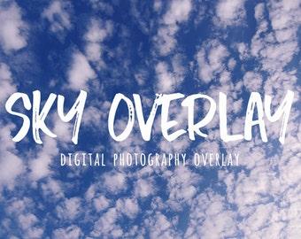 Sky overlay - skies overlay - sky photos - photoshop skies - cloud overlay