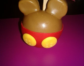 Mickey mouse clubhouse Mickey mouse candy apples