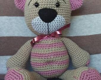 Amigurumi 'Tubby Teddy'