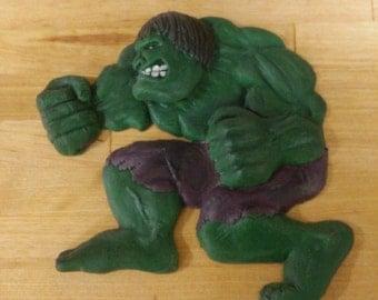 Hulk custom made magnet