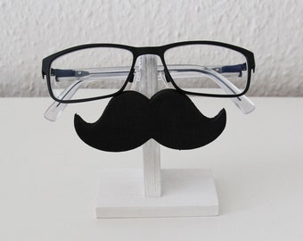 "Eyeglass holder eyeglass Storage ""Schnurri"""
