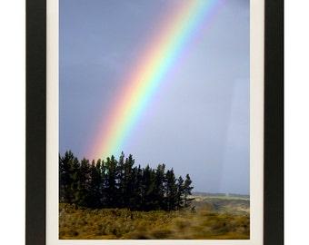Rainbow, New Zealand: Print 040