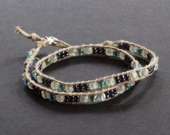Beaded Bracelet Wrap