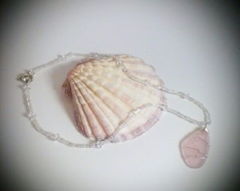 Dusky Pink Sea