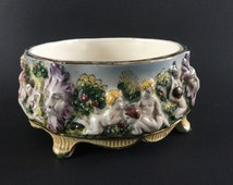 Unique Bowls Made In Italy Related Items Etsy