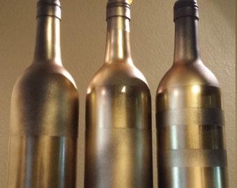 Gorgeous Gold Bottles!!