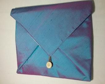Silk bag - envelope style