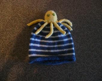 Baby Octopus Hat