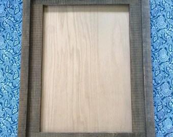 Reclaimed Barn Wood Frame