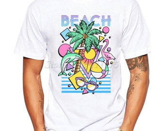 Fun Summer Beach Time T-shirt