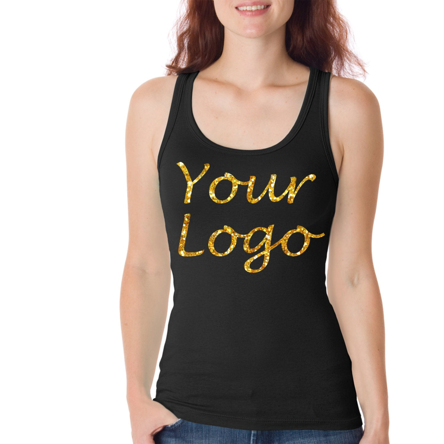 Put Your Logo Design Name Or Image On A Shirt