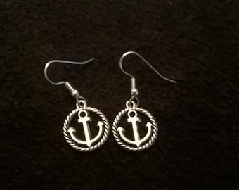 Highbrow Annie's Anchors Away Earrings