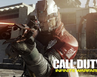 Call Of Duty Infinite Warfare Giant Poster