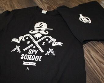 Limited Edition Spy School T-Shirt