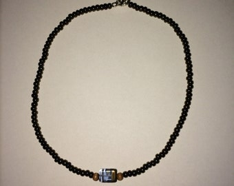 Metallic Glass Choker