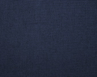 Drapery/Upholstery Linen Look Fabric Windcrest Midnight By The Yard