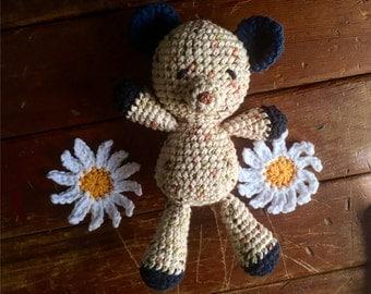 Handmade Classic Teddy Bear