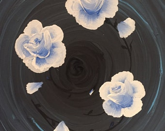 Flou de Fleurs (vendu)