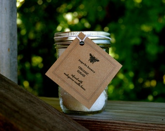 Vanilla-infused Organic Sugar