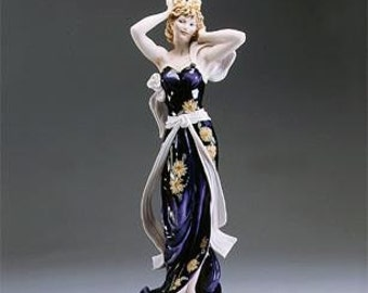 Giuseppe Armarni Spring Daisy Figurine