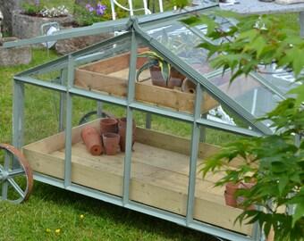 Mobile 'Barrow-lite' Greenhouse