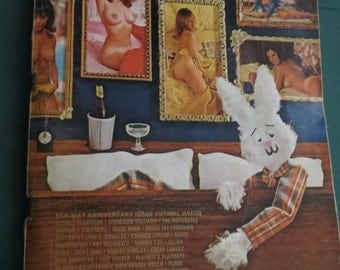 Vintage Playboy January 1970 Magazine