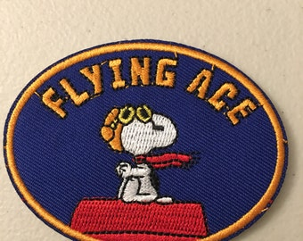 Cartoon Snoopy Peanuts Clothing Patch