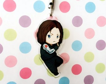 Avengers - Winter Soldier Acrylic Charm