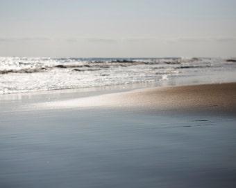 Beach Photography, Ocean Seascape, Beach house decor, Original Fine Art Beach Photography, Sea Gallery Wall Art, Ocean Beach Framed Photo