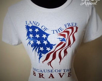 True American Eagle Tee