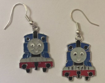 Thomas the Train Earrings