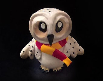 Little Miss Hedwig - Harry Potter inspired model