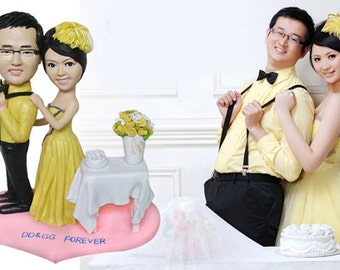 Amazing Customized Clay Figurines