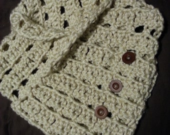Floating Squares Cowl/Scarf